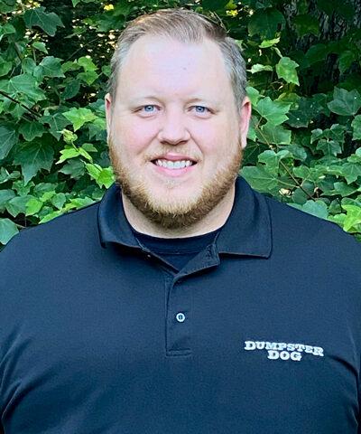 Evan Dulin, co-owner of Dumpster Dog